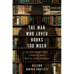 man who loved books too much