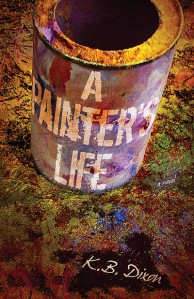 A Painter's Life, cover image