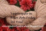 Fiber Arts Friday