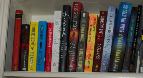 Mystery March books