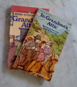 In Grandma's Attic, More Stories from Grandma's Attic, by Arleta Richardson