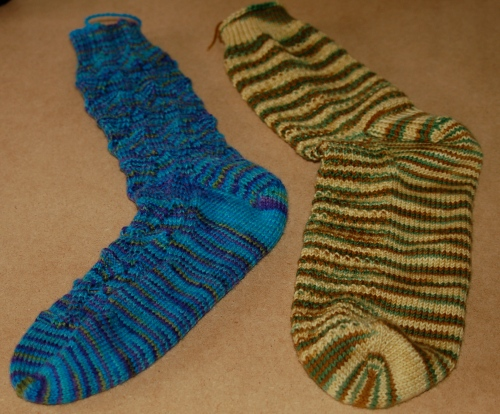 two socks do not make a pair