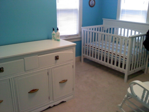 Sprout's nursery 1