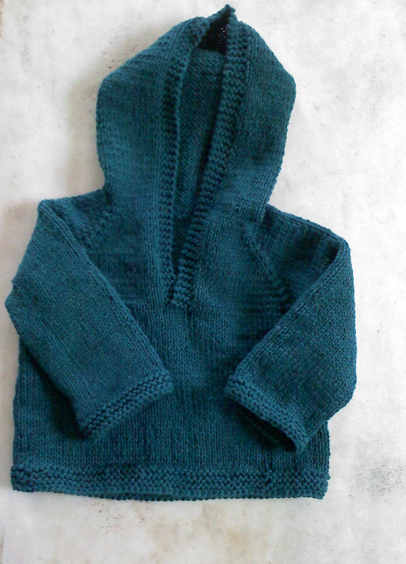 Baby Hoodie Knitting Pattern Free : Baby knits, part 2 Word Lily