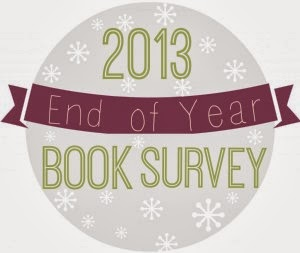 2013 EOY book survey
