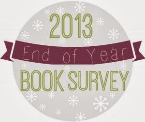 2013 EOY book survey